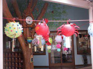 桜ヶ丘保育園夏祭り(8月18日)