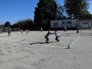 11/24サッカー教室