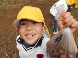 秋の遠足「弁天山公園」行ってきました!(11月7日)