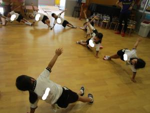 ♞体操教室スタートヽ(*´∀`)ノ