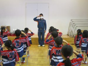 ✽幼年消防クラブ結成式✽