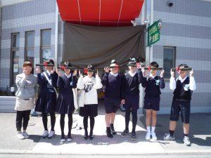 平成26年度卒園生が、小学校を卒業して遊びに来てくれました。